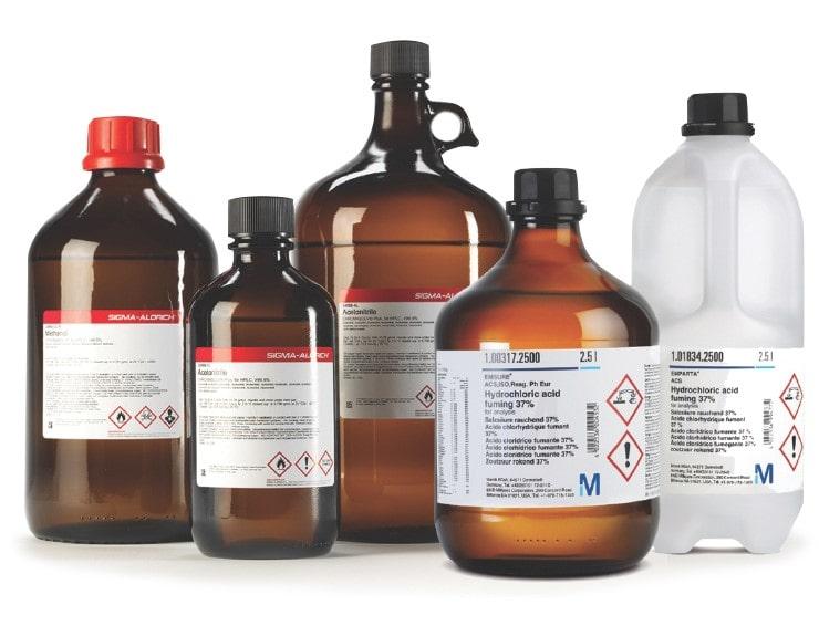 محصولات شیمیایی مرک