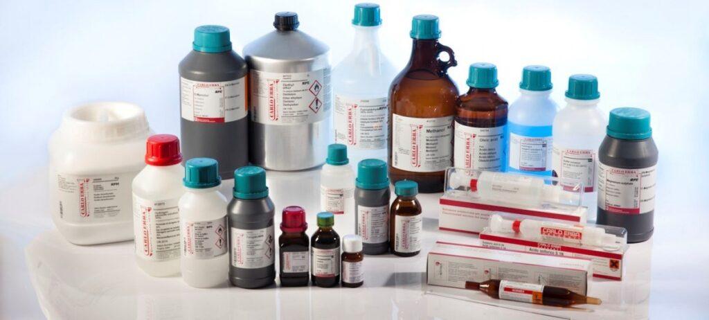 فروش مواد آزمایشگاهی