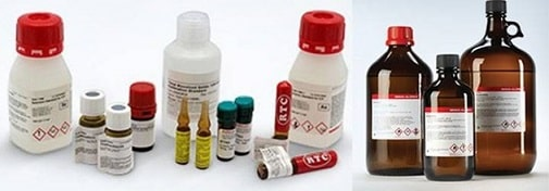 ویژگی مواد شیمیایی